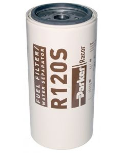 PARKER RACOR SPIN-ON FUEL FILTER ELEMENT R120S