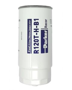 PARKER RACOR SPIN-ON FUEL FILTER ELEMENT R120T-H-B1