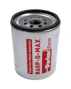 PARKER RACOR SPIN-ON FUEL FILTER ELEMENT R60P-D-MAX