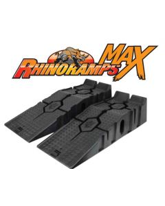 Rhino Ramps Max Heavy Duty 7 Ton GVW Low Clearance Vehicle Car Van Ramps (pair) 11912MIE